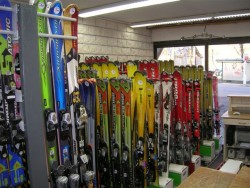 ski de location stlary vielle aure